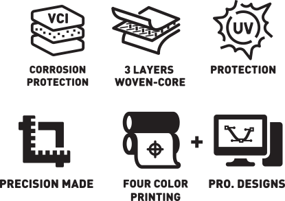Feature & Benefit Icons