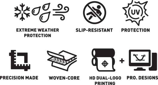 VShield Feature & Benefit Icons
