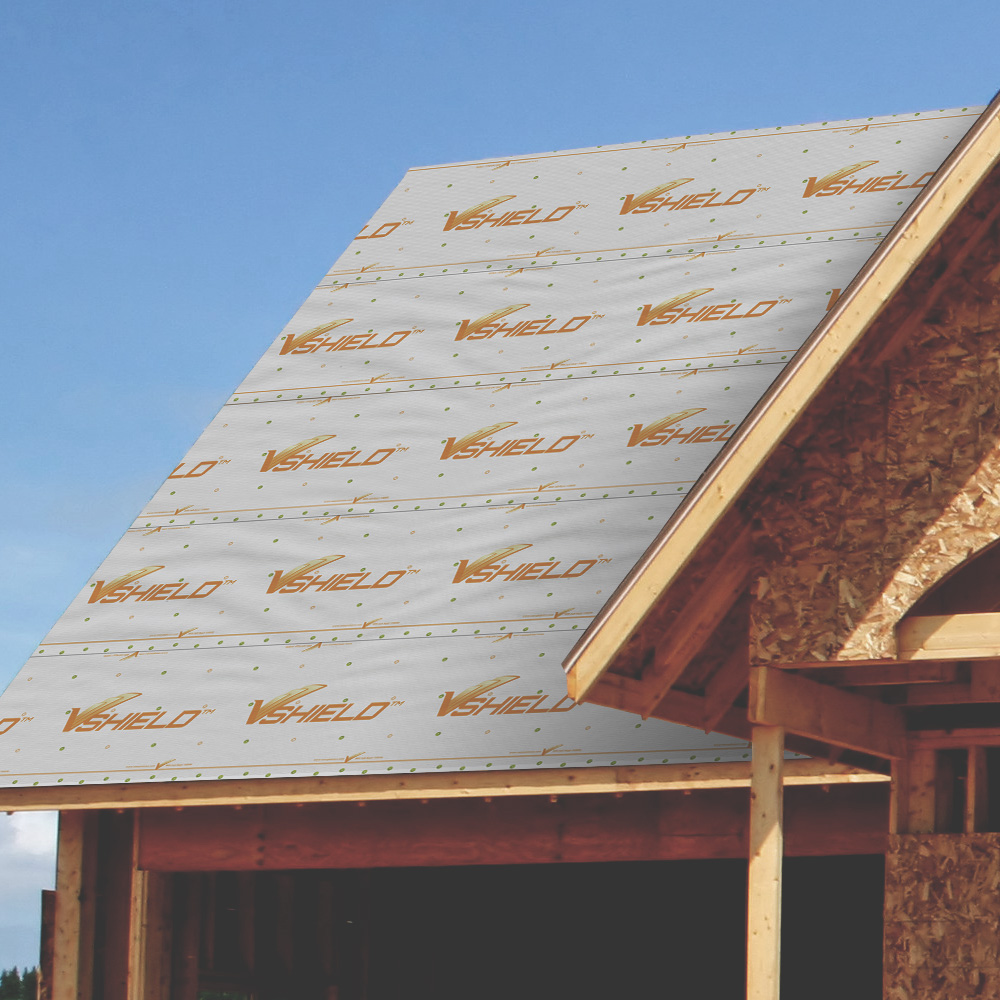 Vshield Synthetic Roof Underlayment